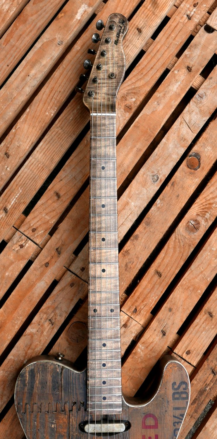 old crate top telecastermaple neck